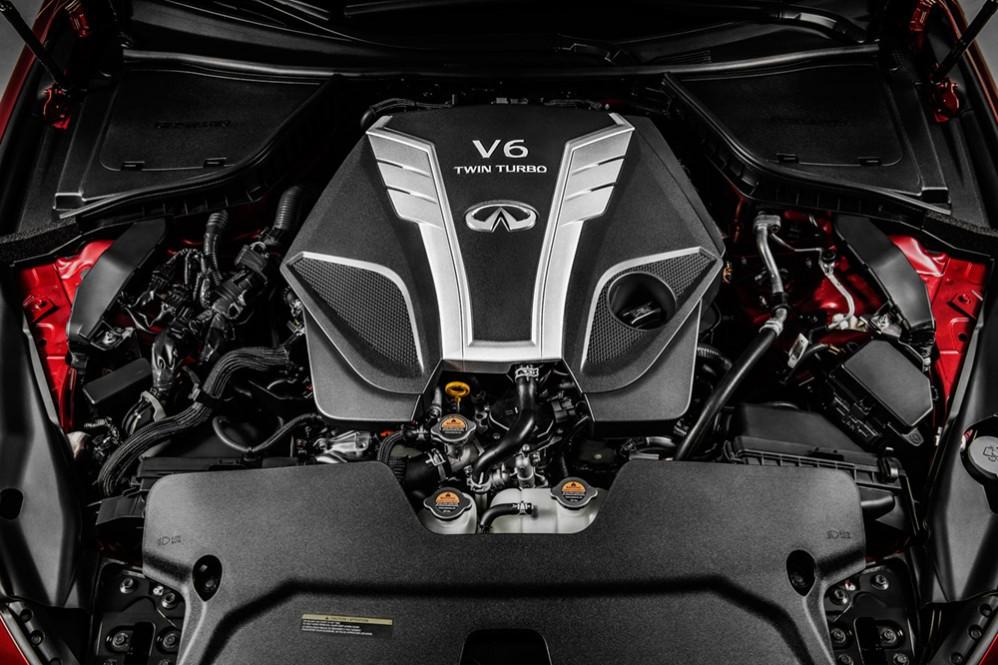 The VR30DDTT: Nissan's new Twin Turbo Engine! – Concept Z