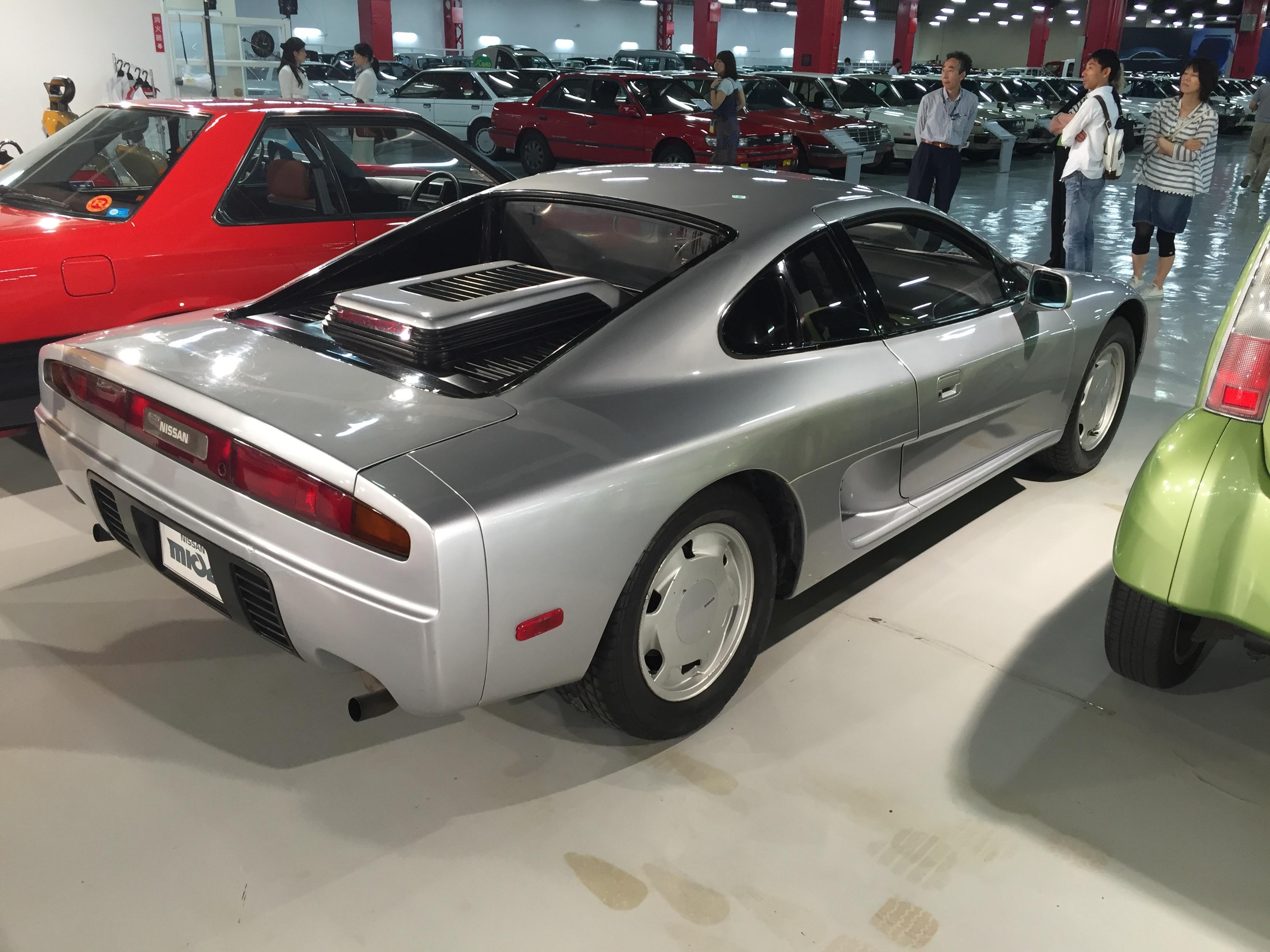 1987 Nissan MID-4 (Type II)