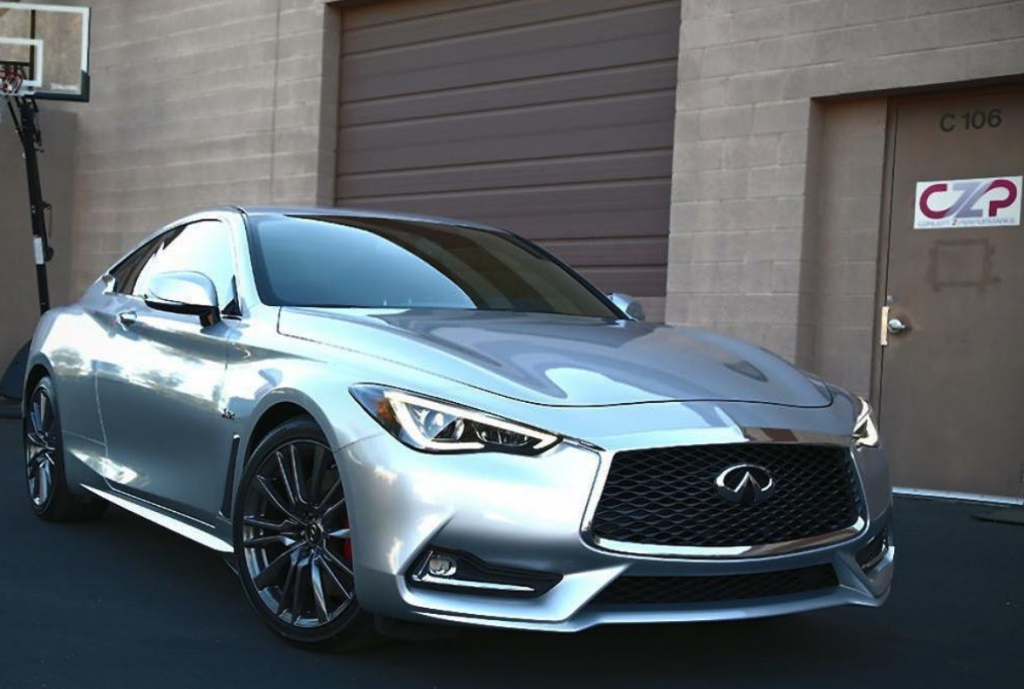 Installing a Manual Transmission in the Infiniti Q60 Red