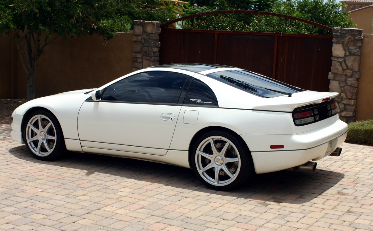 Akebono Nissan 300ZX Front 14