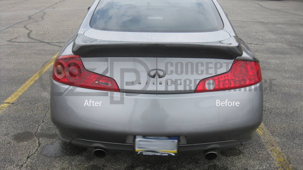 Nismo Jdm 06 Tail Lights In Stock