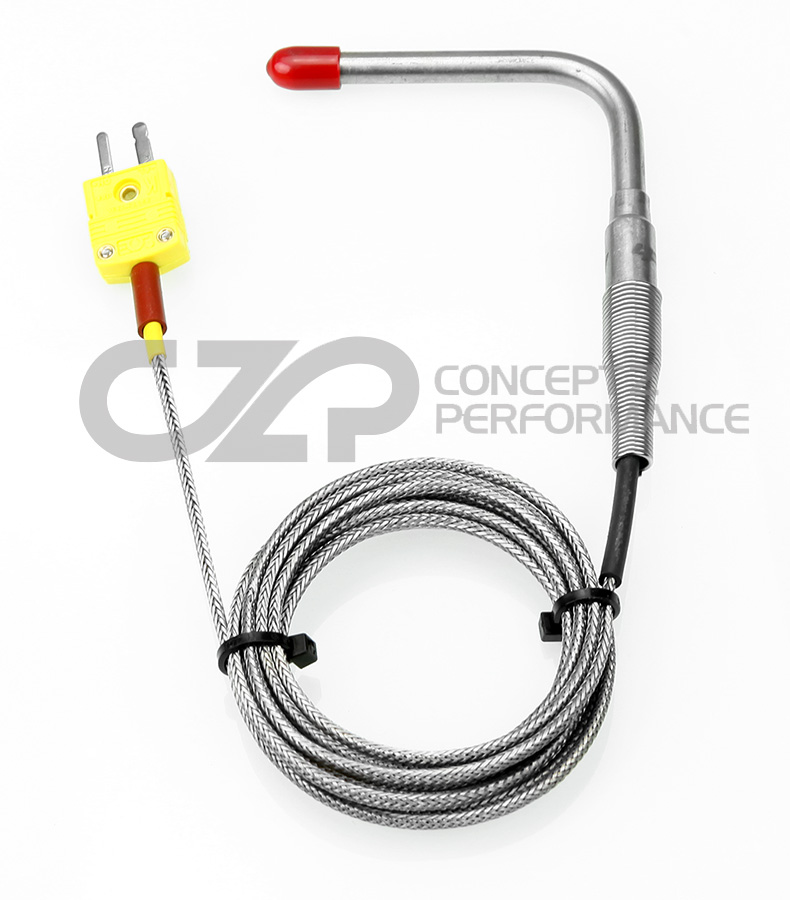 Haltech HT010871 Thermocouple 1/4 EGT Exhaust Gas Temperature Sensor