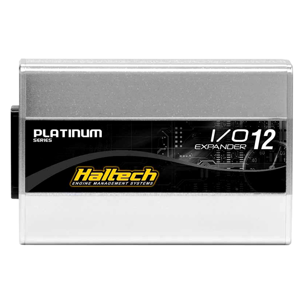 Haltech HT059900 I/O Expander 12 IO 12 Expander Box A CAN Based 12 Channel ECU Only Incl CAN Cable