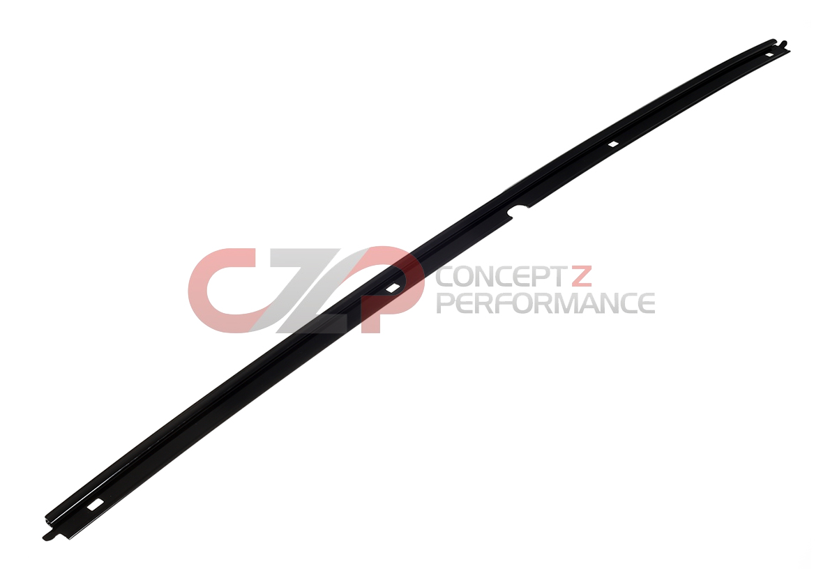 Nissan OEM Rear Hatch Window Top Molding - Nissan 300ZX  2-Seater Coupe Z32