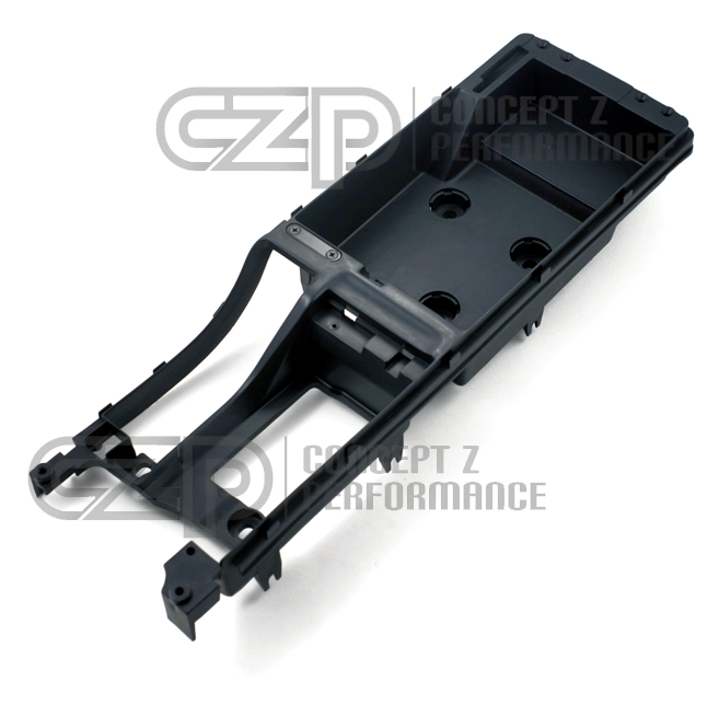 Nissan OEM 300ZX Lower Center Console Body Tray Convertible Z32