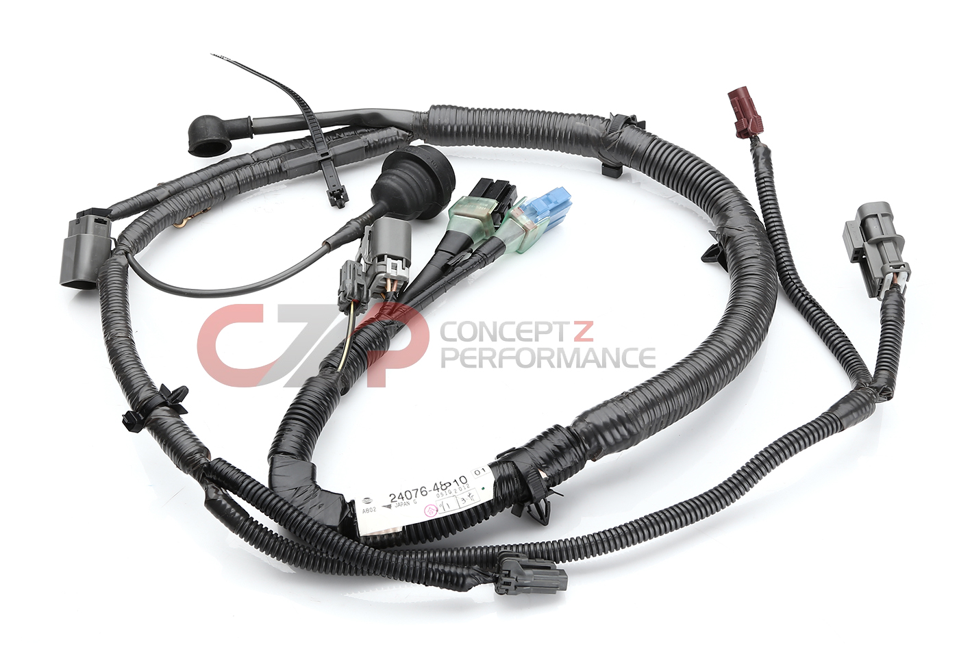 Nissan 300zx Alternator Wiring Harness Nissan Auto
