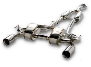 HKS Super Sound Master Stainless Exhaust System - Nissan 370Z  09-12 Z34