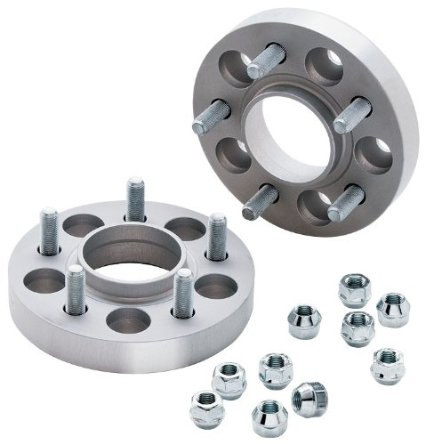 Eibach Type 2 Bolt-On 12x1.25 Pro Wheel Spacers 5x114.3, 15, 20, 25mm