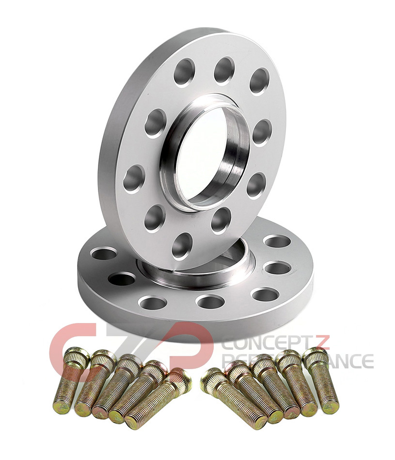 Eibach Type 1 Press-On M12x1.25 Pro Wheel Spacers 5x114.3, 5mm, 10mm, 15mm, 20mm