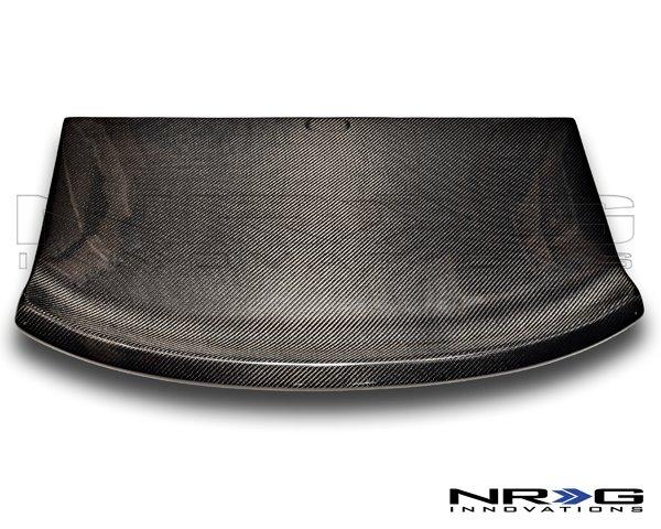Nrg innovations nrg carb il500 carbon fiber deck lid nissan 240sx 89 94 s13 240sx carbon fiber interior
