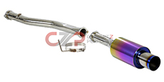 Agency Power AP-Z33-170 Stainless Steel Catback Exhaust System - Nissan 350Z 03-08 Z33 - IN STOCK!!!