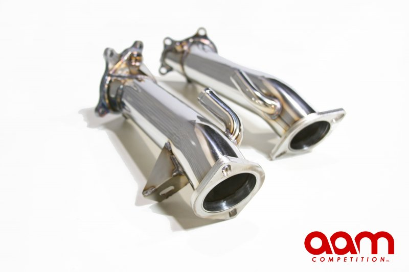 "AAM Competition AAMGTRE-DP-RACE 3"" Race Downpipes Nissan 09+ GT-R R35"