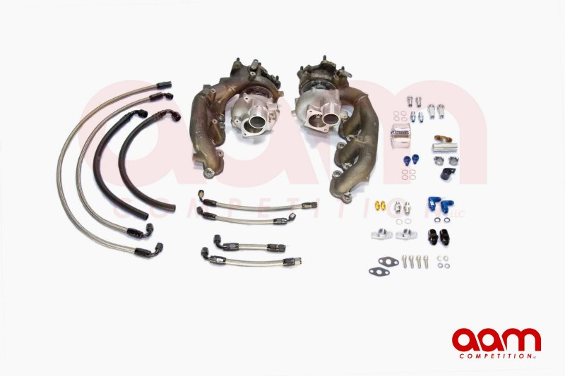 AAM Competition AAMGTRT-GT800R Turbo Upgrade Kit GT800-R 09+ GTR R35