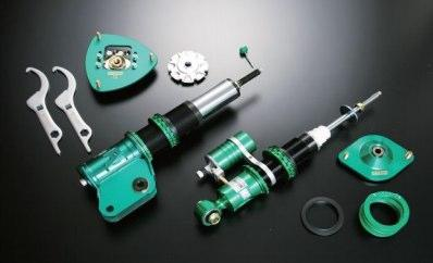 Tein DSK00-81LS1 Super Racing Coilovers (No Springs) 09+ GT-R R35