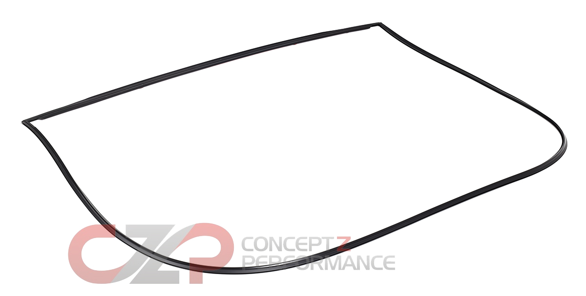 Nissan OEM Rear Hatch Window Molding - Nissan 350Z Z33
