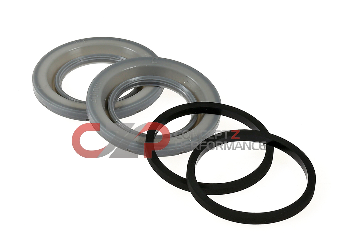 Centric Rear Caliper Rebuild Seal Kit w/ Brembo Calipers - Nissan 350Z / Infiniti G35