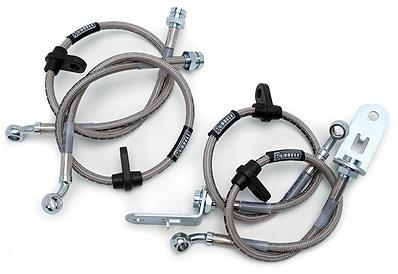 Russell Street Legal Brake Line Kit, 4 Piece - Nissan 240SX S13