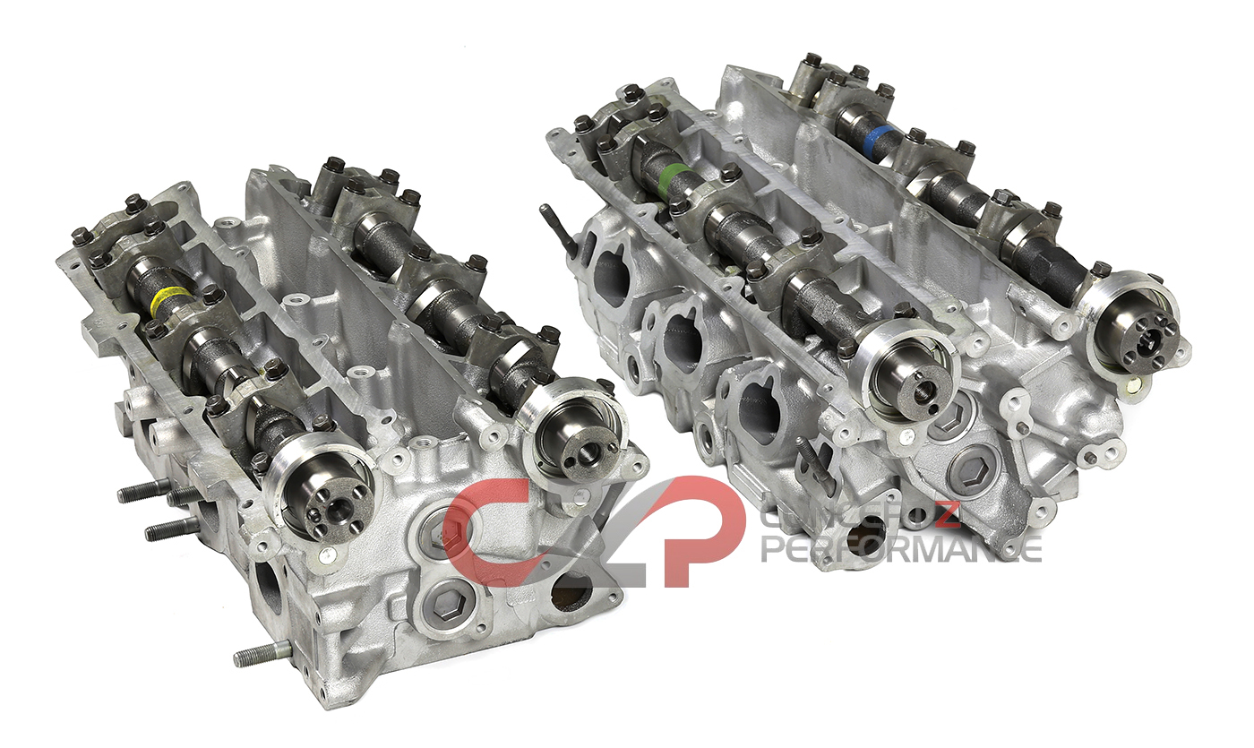 Pitstop Stage 1 Cylinder Heads Refresh, VG30 - Nissan 300ZX Z32