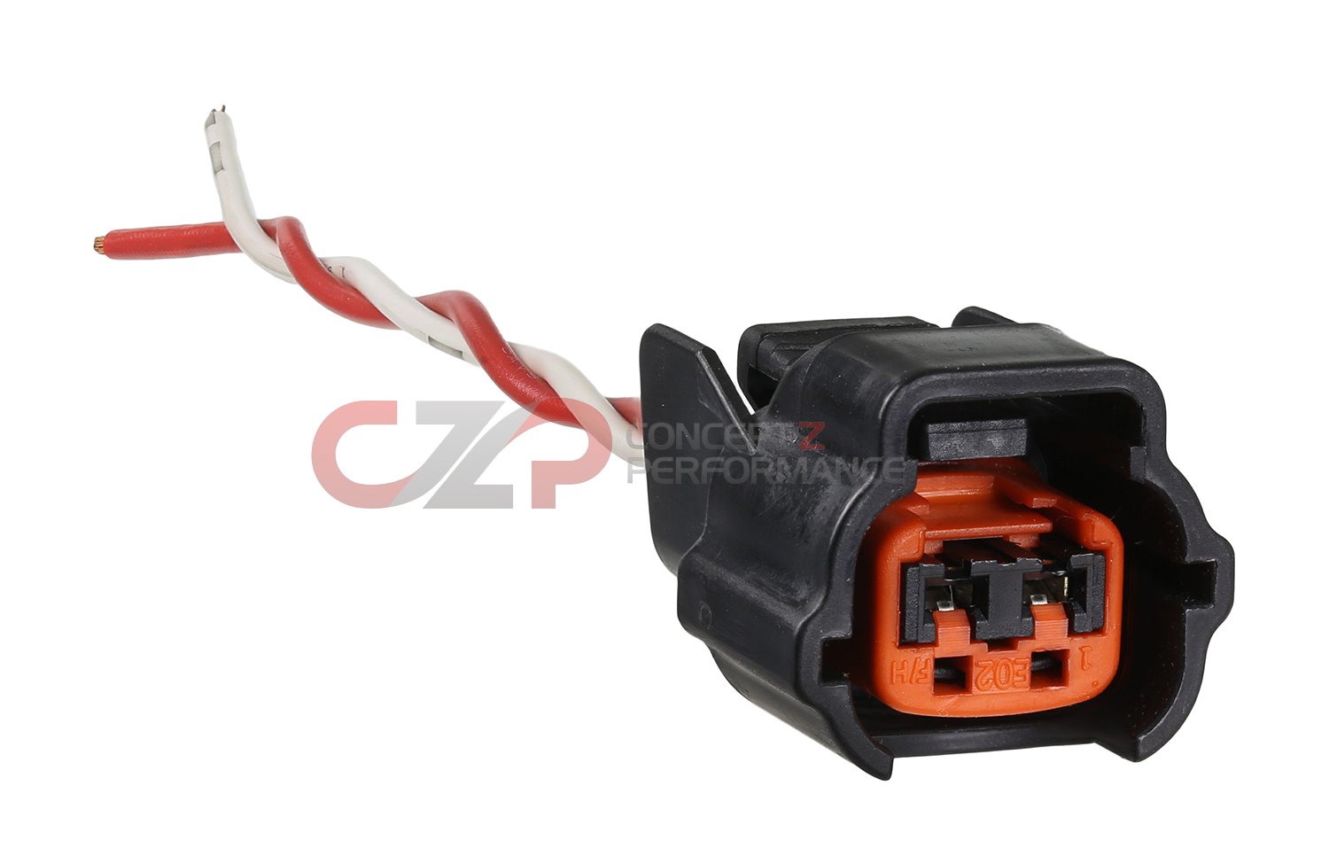 Z32 Engine Electrical Connectors Pigtails Concept Z Performance Nissan 240sx S14 Sr20det Transmission Harness Wiring Specialties Czp Fuel Injector Connector Newer Later Style S13 S15 300zx