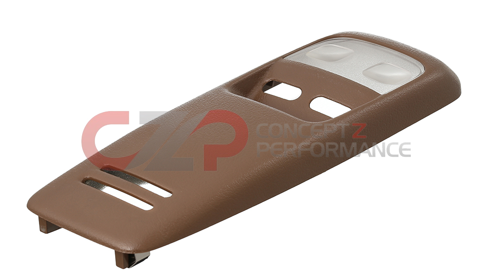 Nissan OEM 300ZX Cover - Map Lamp Tan Z32