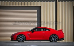 Boost Logic GTR750 Package - Nissan GT-R 09+