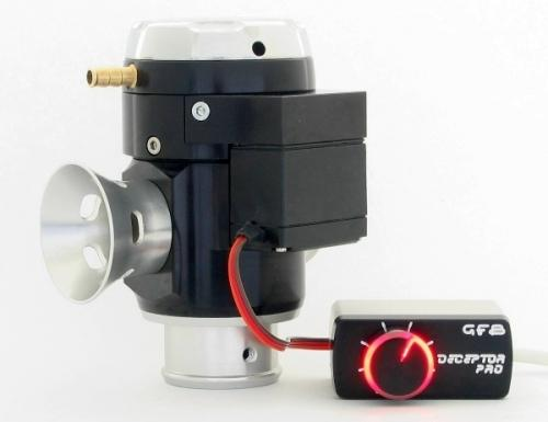 GFB T9535 Deceptor Pro Universal Blow Off Valve - 35mm Base 30mm outlet