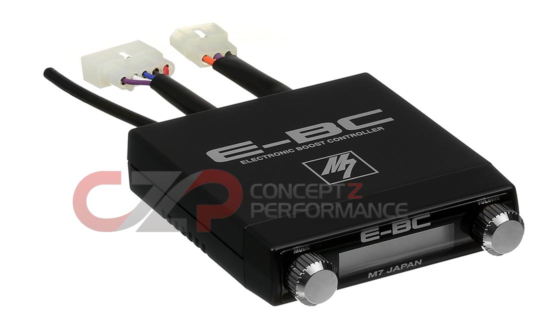 M7 Japan EBC-7 E-BC Universal Electronic Boost Controller - Concept Z  Performance
