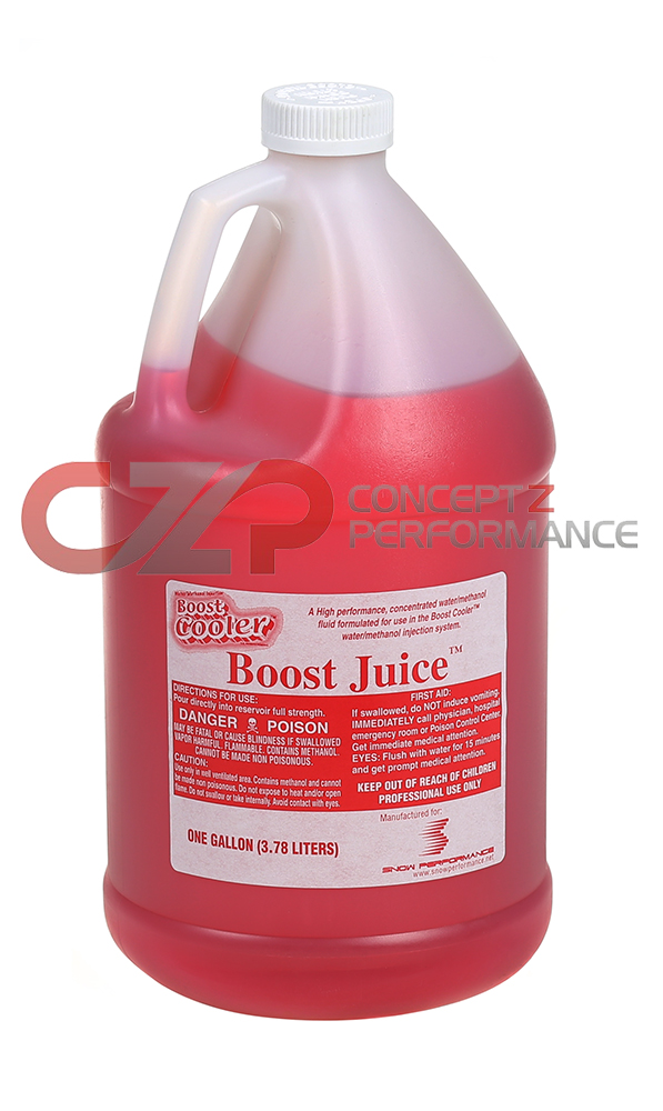 Snow Performance 40008 Boost Juice for Water/Methanol Injection - 1 Gallon