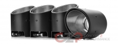 Rexpeed Dry Carbon Exhaust Tips - Nissan GT-R 09+ R35