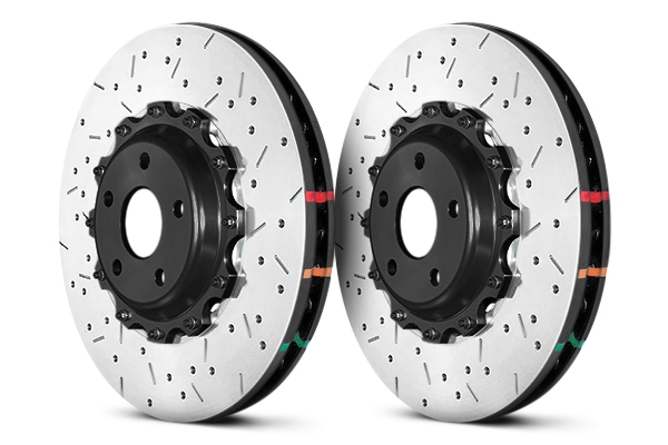 2 FRONT + 2 REAR Reliance *OE REPLACEMENT* Disc Brake Rotors  C2496