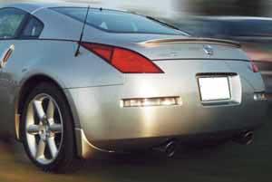 Z33 Body Aero Wings Spoilers Concept Z Performance