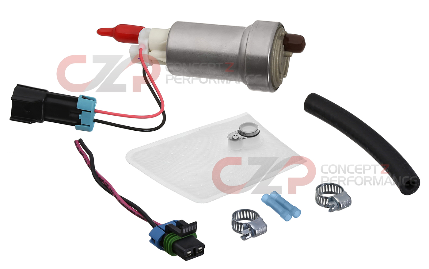 Walbro 485 Universal High Pressure Fuel Pump - Ethanol E85  450 LPH F90000267 w/ Install Kit - IN STOCK!!!
