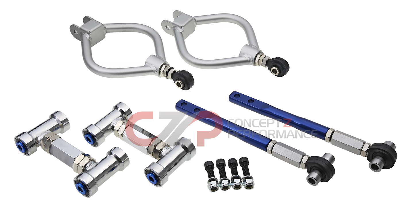 CZP Full Adjustable Suspension Kit, Non-Turbo NA - Nissan 300ZX 90-96 Z32