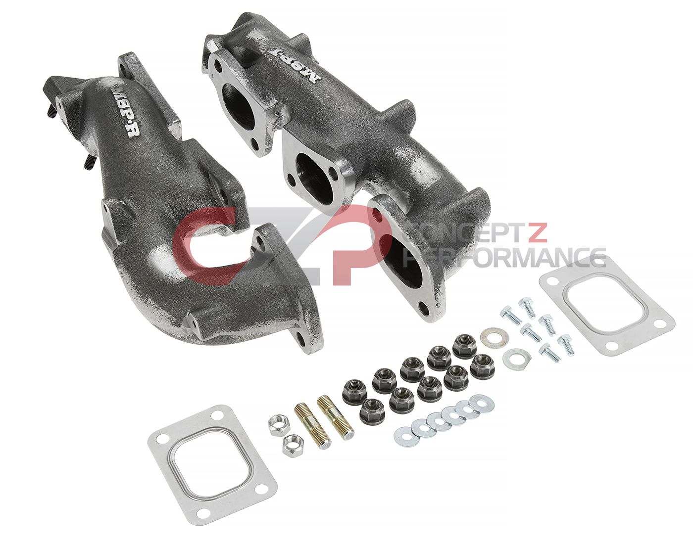 Z32 Exhaust System :: Exhaust Manifolds & Headers - Concept