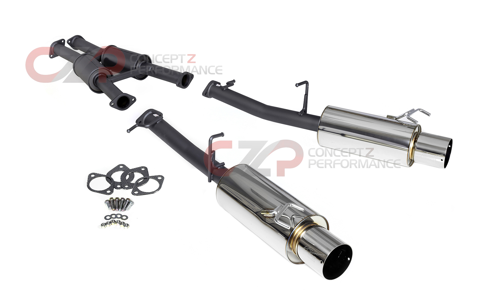 HKS Hi-Power / Hiper Catback Exhaust System 2-Seater Coupe - Nissan 300ZX 90-95 Z32 - IN STOCK!!!