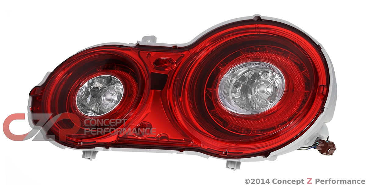 Nissan OEM 26550-62B1A LED Taillight Assembly RH - Nissan GT-R 2015+ R35