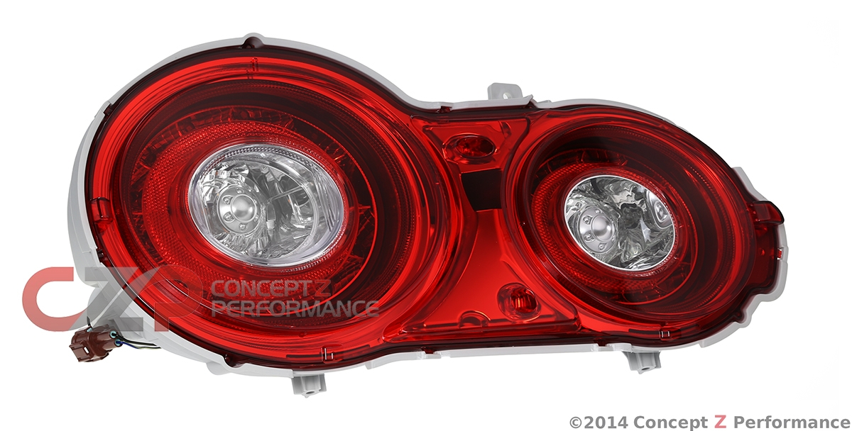 Nissan OEM 26555-62B1A LED Taillight Assembly LH - Nissan GT-R 2015+ R35