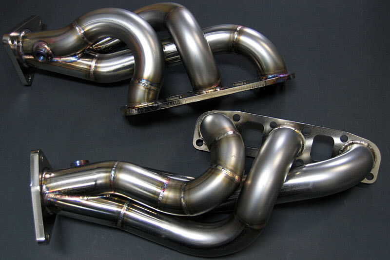 Z34 Exhaust System :: Exhaust Manifolds & Headers - Concept