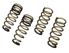 "Tein SKP46-BUB00 Lowering Springs - H-Tech 0.8"" Front, 0.2"" Rear - Nissan 300ZX 90-96 Z32"