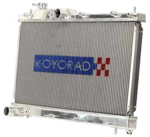 Koyo 53mm Aluminum Racing Radiator - Nissan 99-00 Skyline GT-R R34