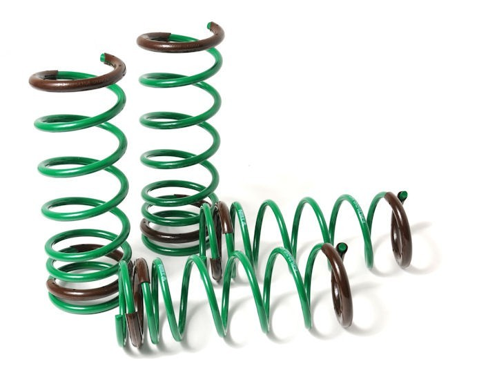 Tein S-Tech Suspension Lowering Springs - Nissan 240SX 89-94 S13