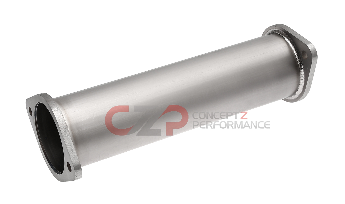 Tomei Titanium Cat Delete Test Straight Pipe - Nissan Skyline RB25/RB26 / 240SX KA24 SR20