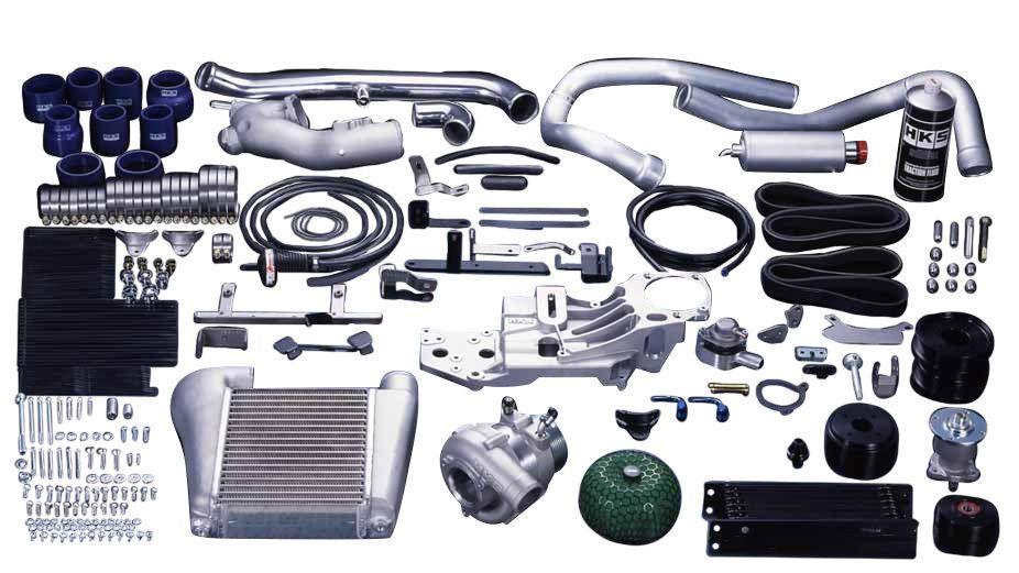 HKS Engine - Concept Z Performance