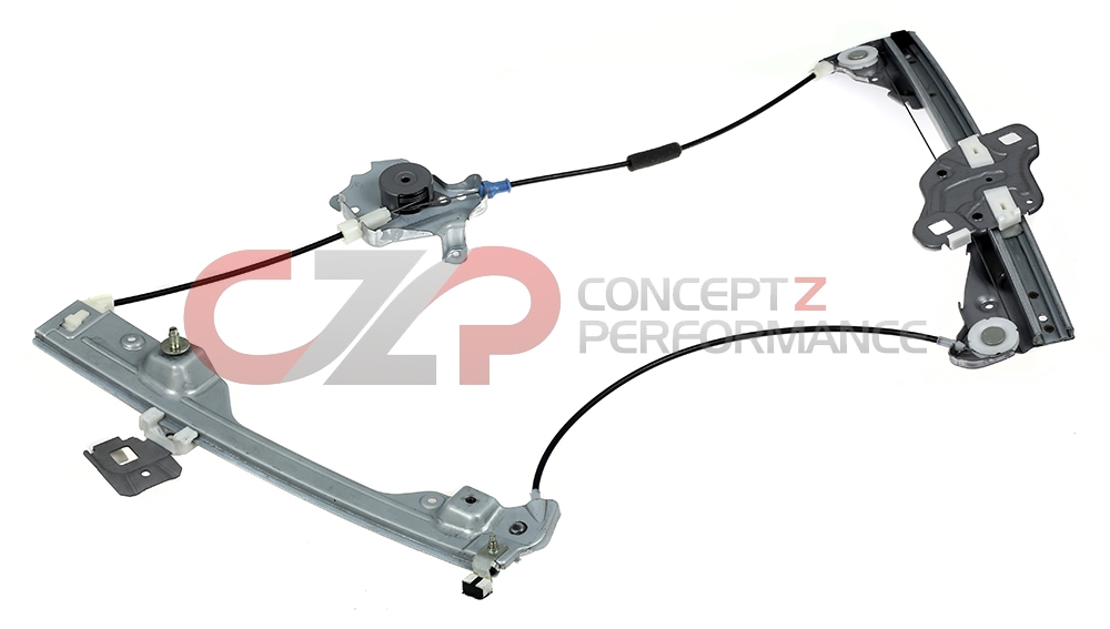 173 66  sc 1 st  Concept Z Performance & Nissan / Infiniti Infiniti OEM Door Glass Window Regulator LH ...