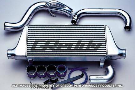 Greddy FMIC Intercooler Kit S13 180sx TURBO 91-98 - 240sx 12020036 -  Concept Z Performance