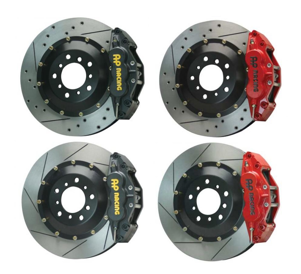 "AP Racing AP1100 Big Brake Kit 6-Piston Front 13.5"" - Nissan 300ZX Z32"