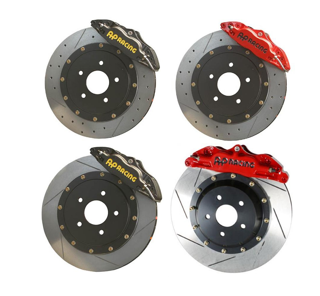 "AP Racing AP1150 Big Brake Kit Rear 13"" - Nissan 300ZX Z32"