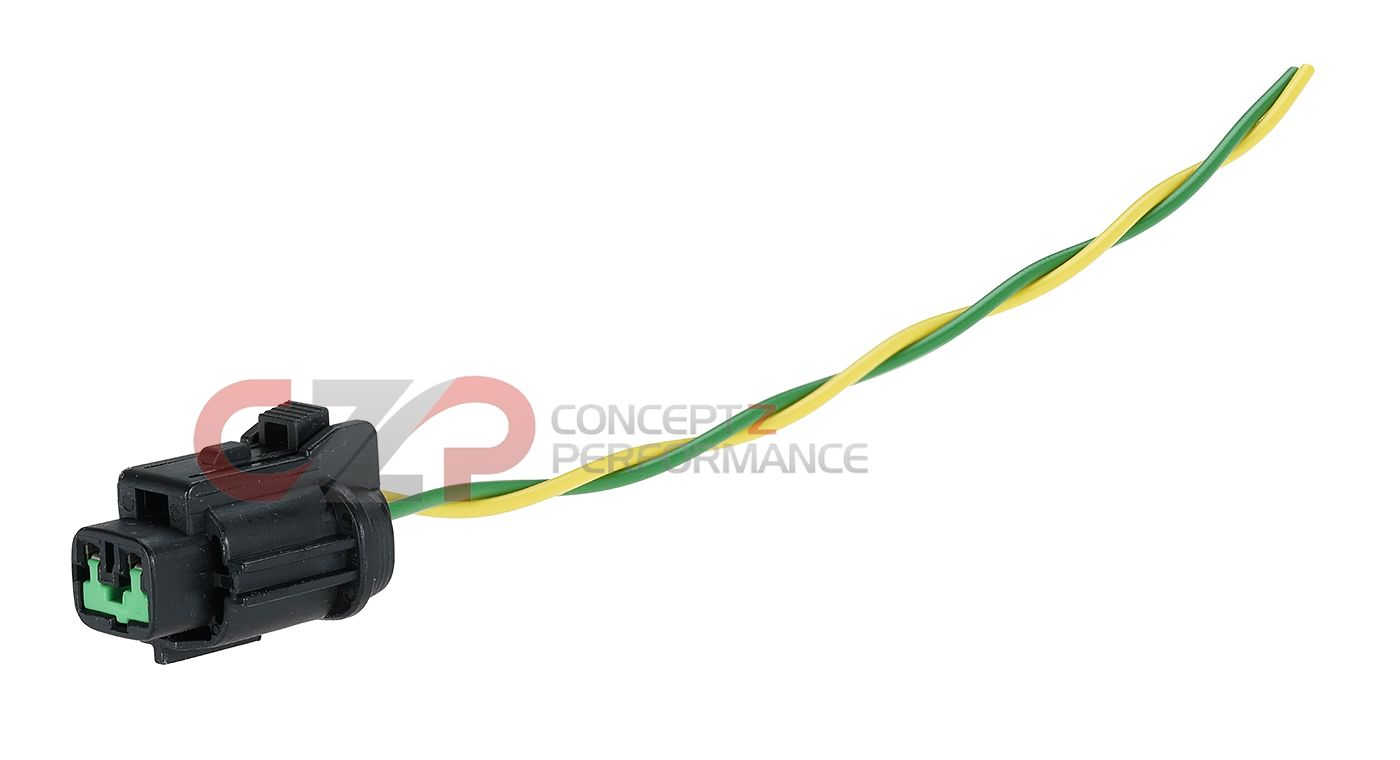 CZP A/C Receiver Drier R134A 94+ Pressure Safety Switch Connector w/ Pigtails, Female - Nissan 300ZX Z32