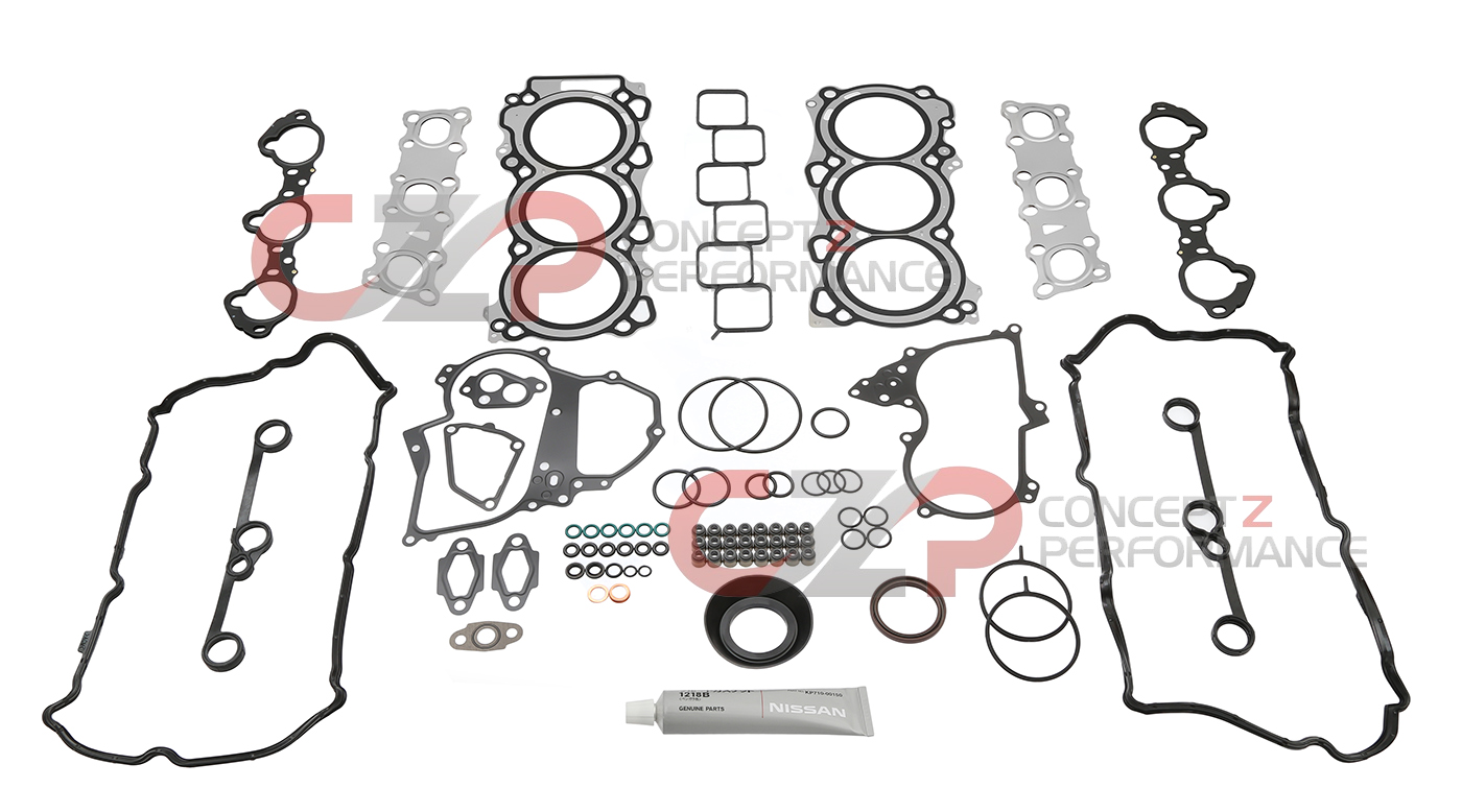 Z34 Engine Concept Z Performance 370z Diagram Nissan Oem Gasket Repair Kit 09 12