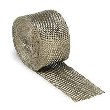 "DEI 010129 Titanium Exhaust / Header Wrap 2""x 15ft"